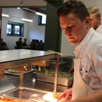 Militärdienst am Kochherd: «Gute Organisation ist das A und O!»