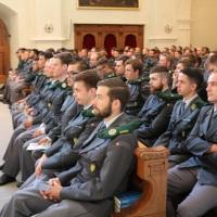 Militärgottesdienst im Kloster Fischingen