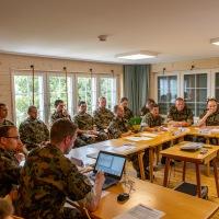 """Der Bataillonsstab als """"Hochleistungsprojektteam"""""""